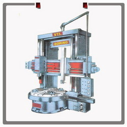 Heavy Duty Vertical Boring & Turning Mill