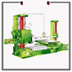 Single Head Horizontal Boring Machine