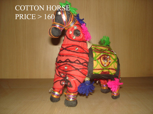 Cotton Horse