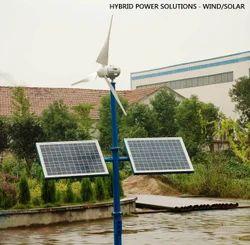 Hybrid System-Wind and Solar