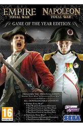 Game, PC - Napoleon Total War & Empire Coll