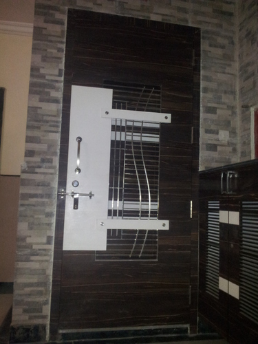 Safety Door Wooden Safety Door Manufacturer From Pune