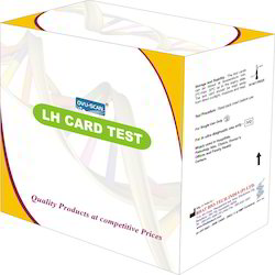 Ovulation Card Test