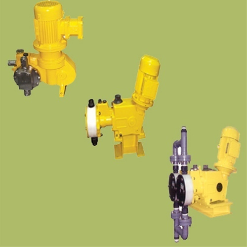 Hydraulically Actuated Dosing Pumps
