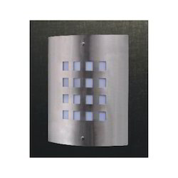 Steel Outdoor Wall Light