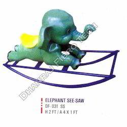 Elephant See Saw