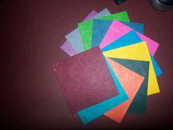 Deep Silk Handmade Paper Scrapbook Kits