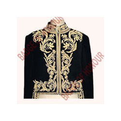 Bullion Embroidery Coat