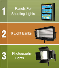 Ilfords Cine Lighting Equipment