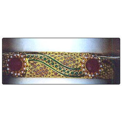 Stone Beaded Antique Bangles