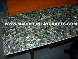 Semi Precious Stone Tables
