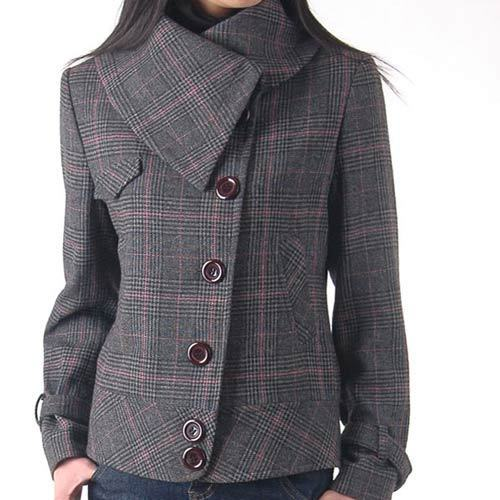 Ladies Short Coats