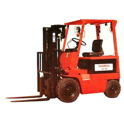Electric Fork Lift Truck