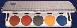 Eye Shadow Palette - 10 Colors