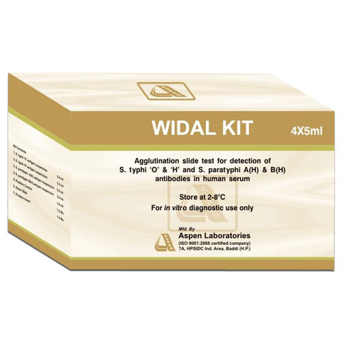 Widal Test Kit