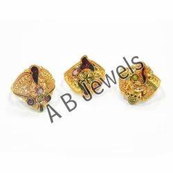 AGR 04 Gold Rings