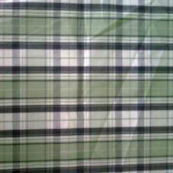 Green Woven Fabric