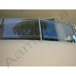 Balcony Glass Railing Designs