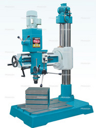 All Geared Fine Feed Radial Drill Machine
