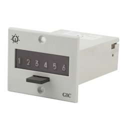 Electro-Magnetic Impulse Counter