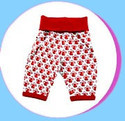 knitted baby leggings