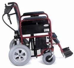 Motorized Attendant Drive Wheelchair