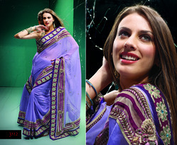 Indian Brasso Saree