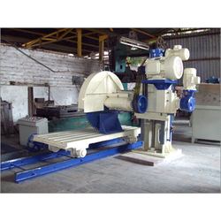 Pillar Type Block Cutting Machine