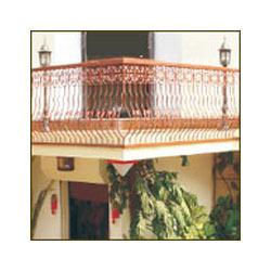 Balcony & Window Grills - Balcony Steel Grills, Stainless Steel Grills ...