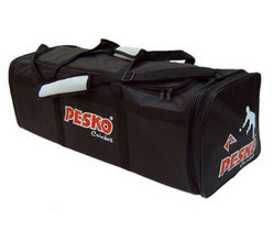 Team Kit Bag With Round Zip Opening