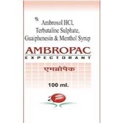 Ambropac Expectorant