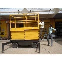 High Rise Scissor Lift Tables