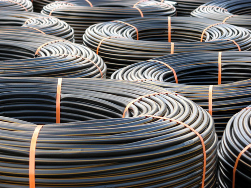 HDPE Pipes for Water Supply