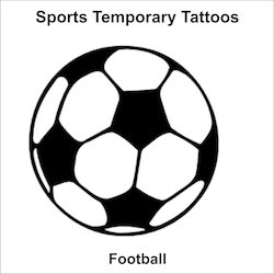 Football Tattoo