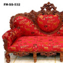 Carving Sofa