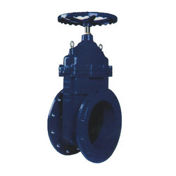 D.I Resilient Soft Seated Gate Valves