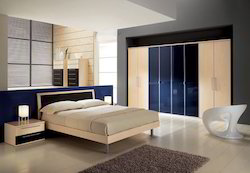 High Gloss Finish Wardrobes