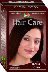 Brown Henna & Herbal Hair Dye