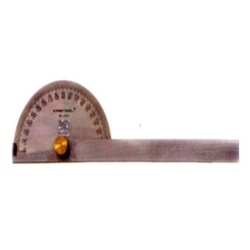 Stainless Steel Degree Protractor - Kristeel