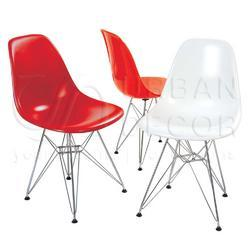 DSR Plastic Side Chair