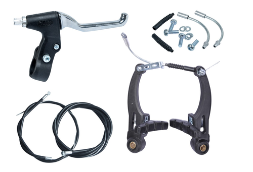Bicycle V-Brake (Power Brake) Complete Set