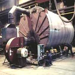 Oil Fired Boiler