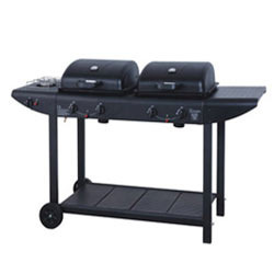 MildSteel Gas Barbeque