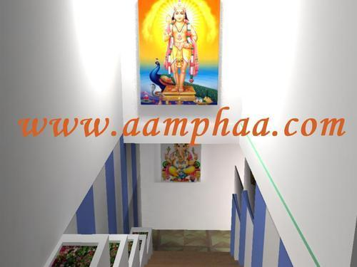 Pooja Room Wall Mounted Image