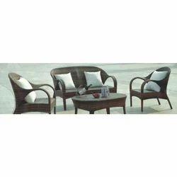 Rattan sofa outdoor  Outdoor Sofa Set - Cane Sofa Set Manufacturer from New Delhi