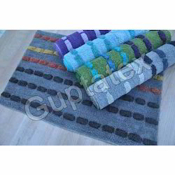 Topping Cotton Bath Mats