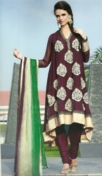 Tissue Suits Salwar