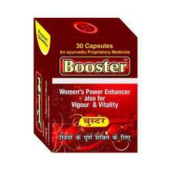 Booster (Homeopathic Medicin)