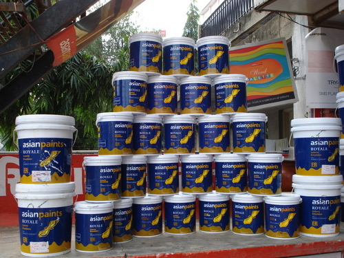asian paints products