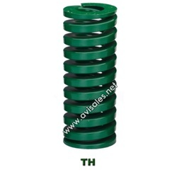 Compression Springs: Heavy Load Spring